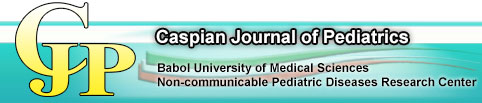 Caspian Journal of Pediatrics